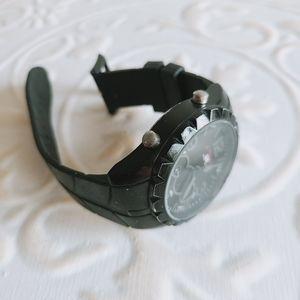 U.s. polo mens black wrist watch